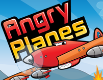 Angry Planes - iPhone game