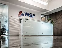 WSP Environmental Head Office, Interior Design & Build