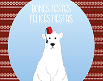 Felicitación navideña 2012