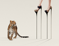 Amari Shoes Ad Campain