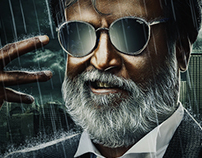 Kabali Unofficial Poster.