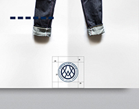 Ampersand Denim - Brand Identity and Guideline