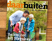 Stayokay boeit en bindt gasten met magazine