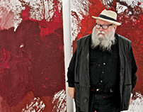 Hermann Nitsch - Malaktion 64