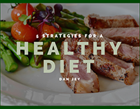 5 Strategies for a Healthier Diet