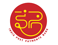 India Post Payment Bank Logo Design