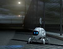 Pocketbot CGI test