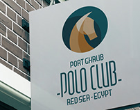 Polo Club - Logo & identity design