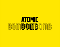 Typography : Atomic