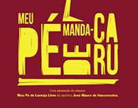 MARCADORES DE PÁGINA MEU PÉ DE MANDACARU
