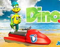 Danoninho | Game -Dino Jet