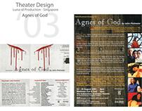 Costume Design – Agnes of God