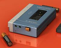 The Walkman (Sony TPS-L2)