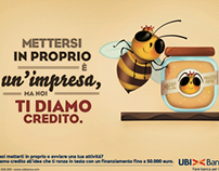 UBI Banca, Finanziamenti Start up
