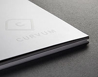 CURVUM  // BROCHURE & WEBSITE