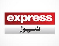 Express News Branding 2013