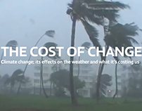 The Cost Of Change: Video Story and Interactive Website
