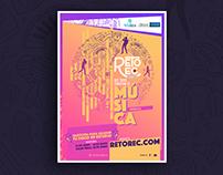 RetoRec - Poster Design