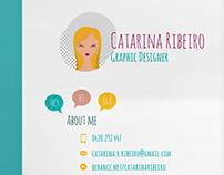 Creative resume 2015
