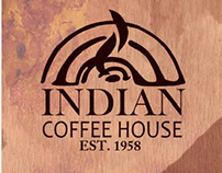 "INDIAN COFFEE HOUSE ""Re branding Project"""