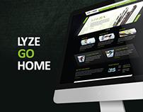 Lyze Go Home