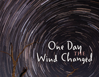 LITERARY COVER/INTERIOR: One Day the Wind Changed