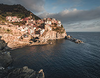Roaming the Cinque Terre