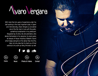 Website Alvaro Vergara