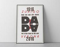DADA TYPE 1916-2016