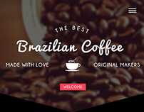 WEB DESIGN | COFFEE