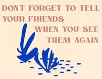 Wilco - Tell Your Friends lyrics