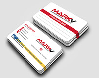 Design a Two Sided Business Card