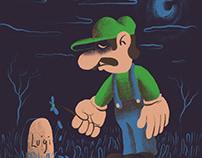 Sad Luigi
