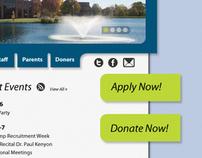 Cedarville University Homepage