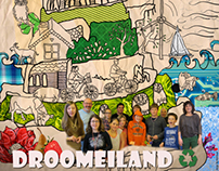 Poster of Droomeiland (Dream Island)