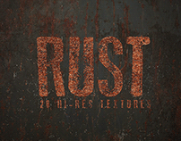 20 Rust Textures