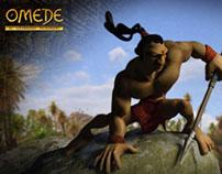 Omede - El guerrero Huaorani