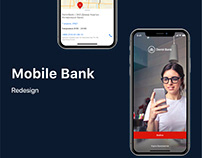 Mobile bank (redesign)