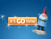 Travelocity - it's GO time