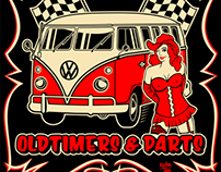 Tee-Design For The European Bugin Drag Strip Chimay