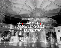 Integrated Campaign: Heineken Friendship Labyrinth
