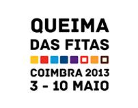 Queima das Fitas 2013 . Coimbra