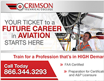 Crimson Technical College - HTML Emails