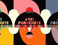 Parachute Radio Show - Poster