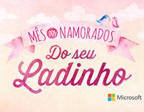 Mês dos Namorados Microsoft