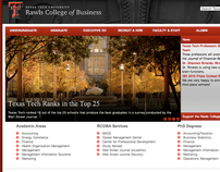 Rawls College of Business Marketing