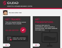 Gilead Speaker Resource Centers