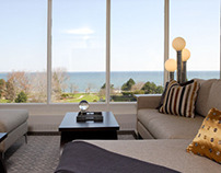 Waterfront Condo ~ Gillian Gillies Interiors