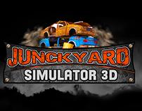 Junk Yard Simulator 3D
