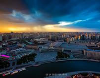 天津不一样的夜景